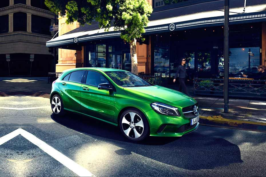 Mercedes Benz A Class Price In Rajahmundry View 2019 On Road Price