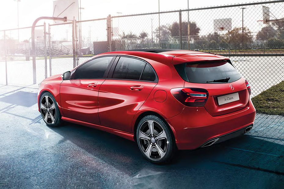 Mercedes-Benz A-Class Colour Options