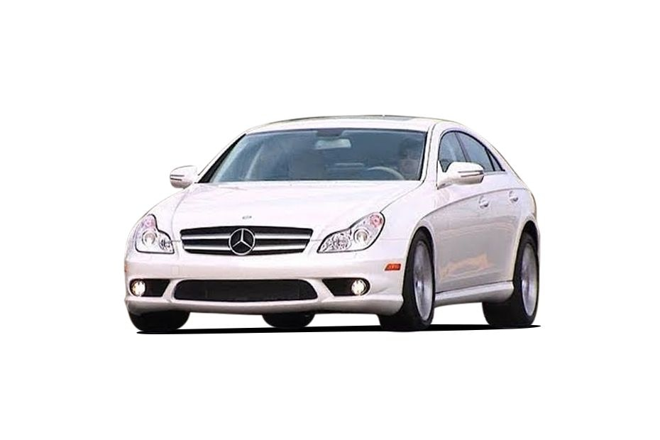 Mercedes-Benz CLS-Class 2006-2010 Front Left Side Image
