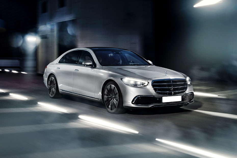 Mercedes-Benz S-Class 2021 - The New Mercedes Maybach S ...