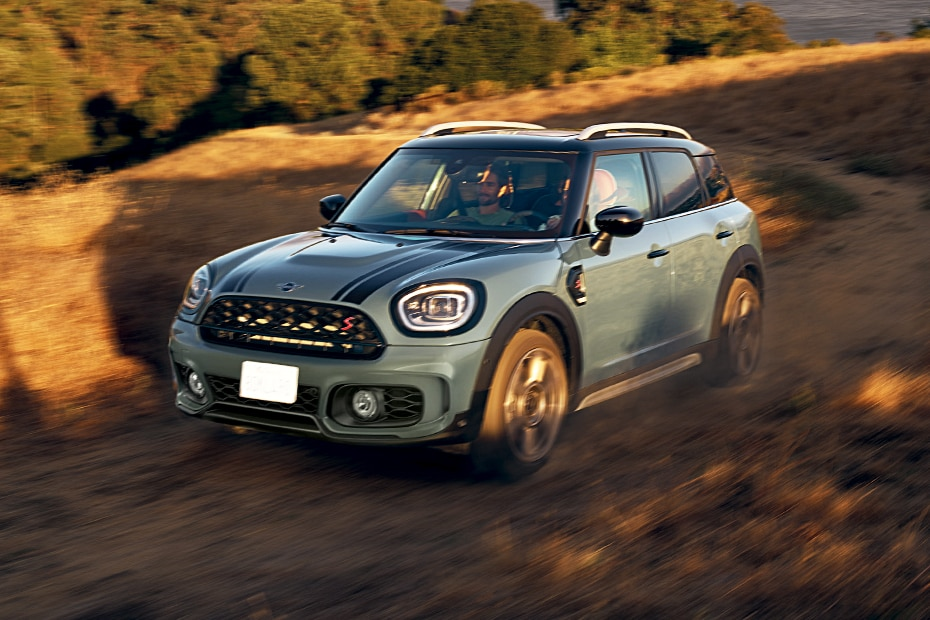 Mini Cooper Countryman Front Left Side