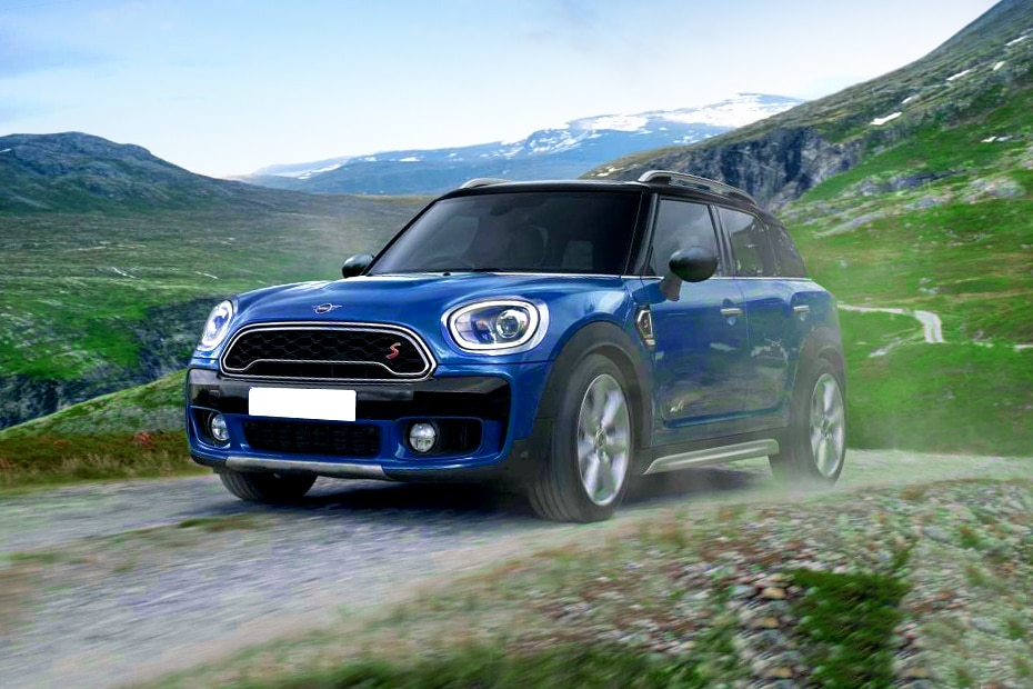 Mini Countryman Front Left Side