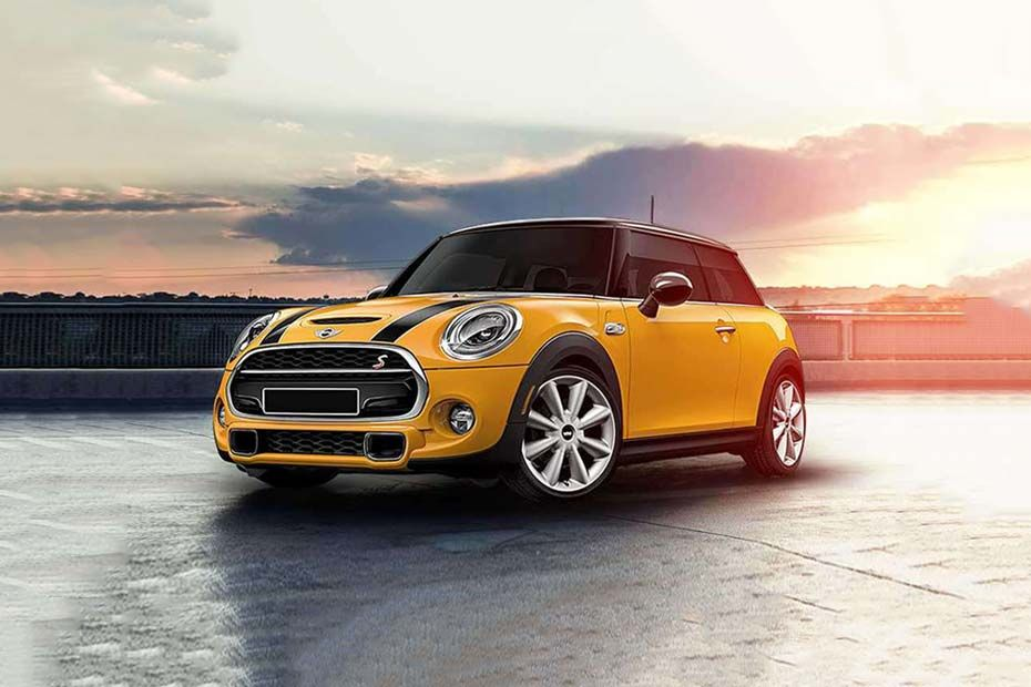 Mini 3 DOOR Front Left Side Image