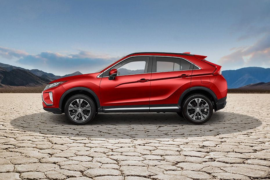 Mitsubishi Eclipse Cross Side View (Left)  Image