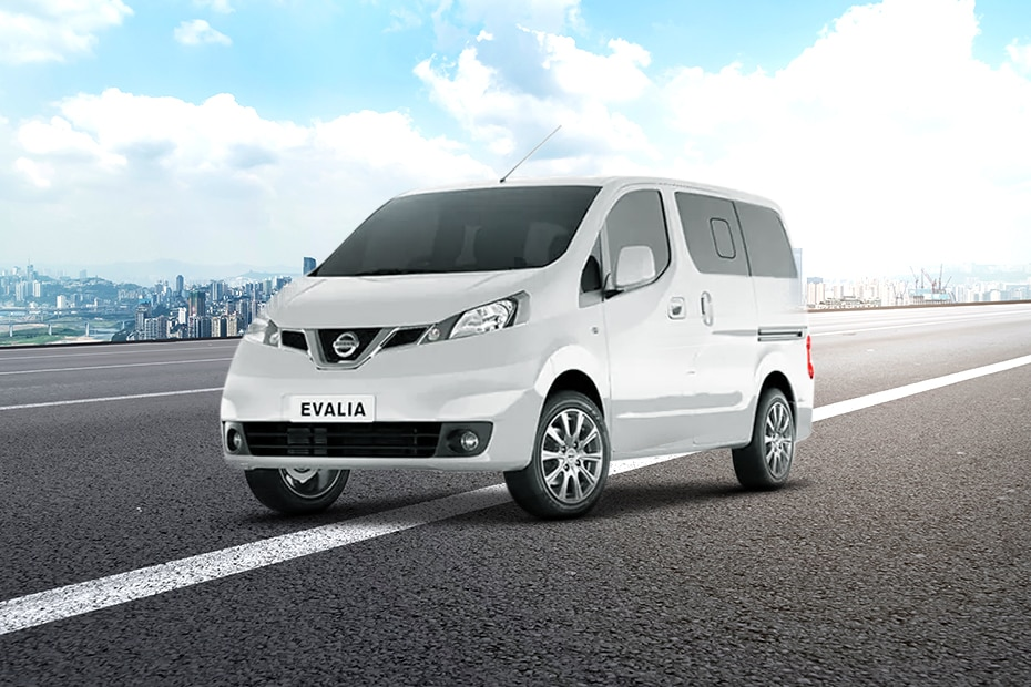 Nissan Evalia Front Left Side