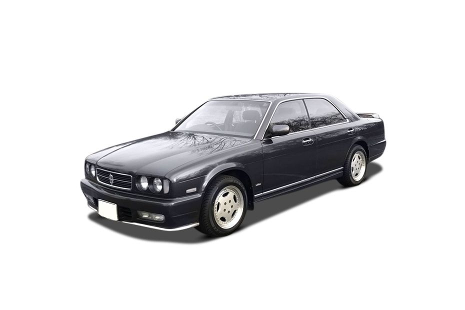 Nissan Gloria Front Left Side Image