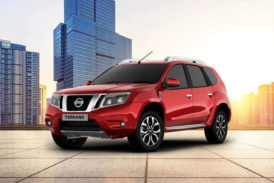 Nissan Terrano, The Rebadged Duster