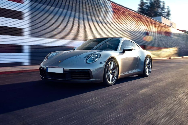 Porsche 911 Front Left Side Image