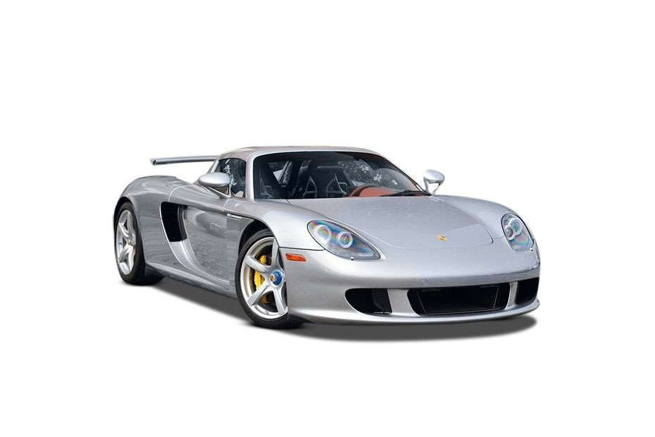Porsche Carrera GT Front Left Side Image