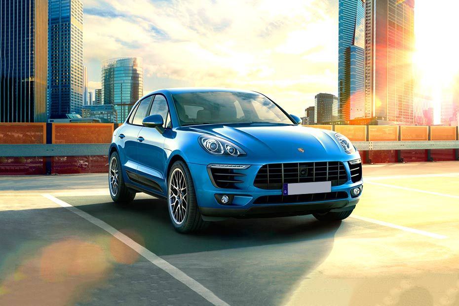 Porsche Macan 2013-2019 Front Left Side Image