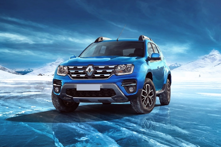 Renault Duster Front Left Side