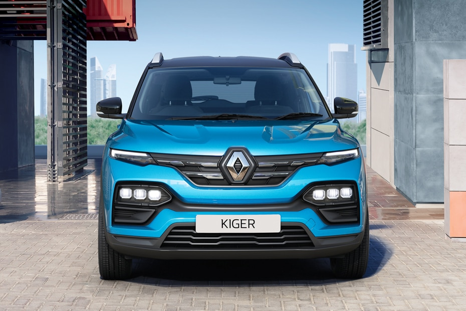 Renault Kiger Front View
