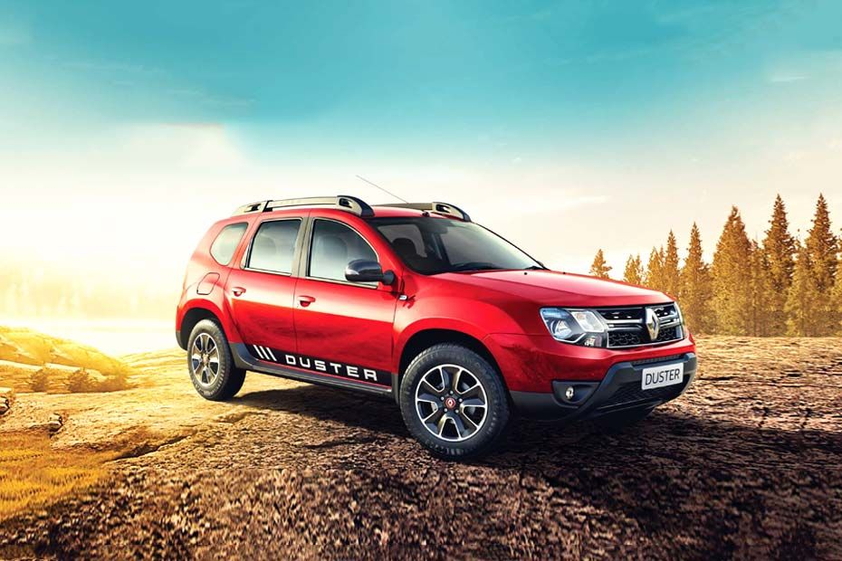 Renault Duster, The Stylish Compact Crossover