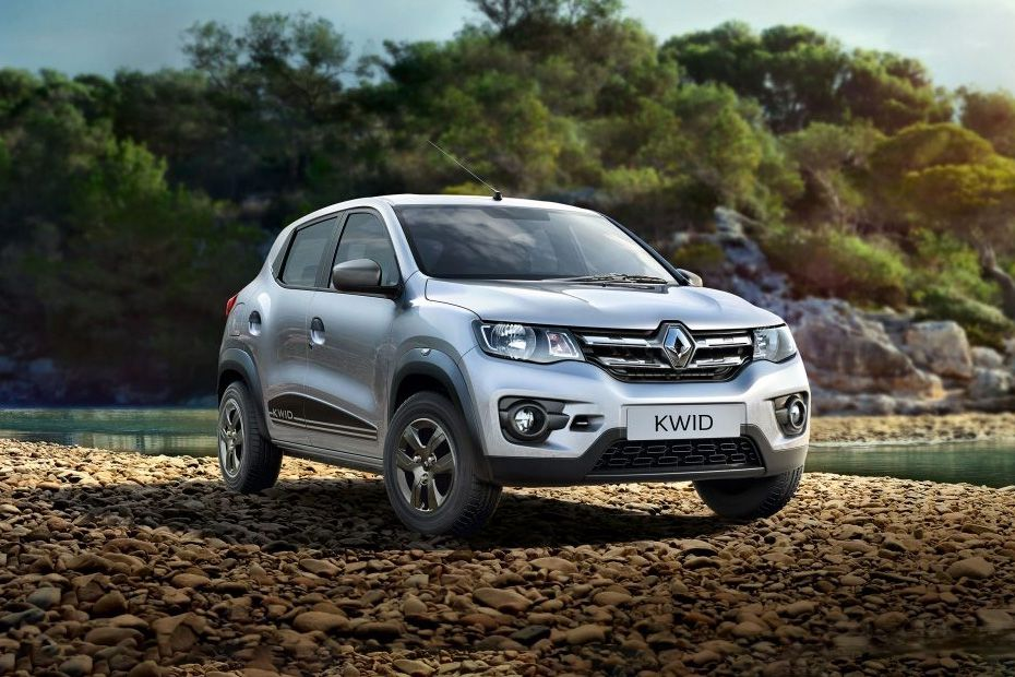 Renault Kwid Exterior Styling