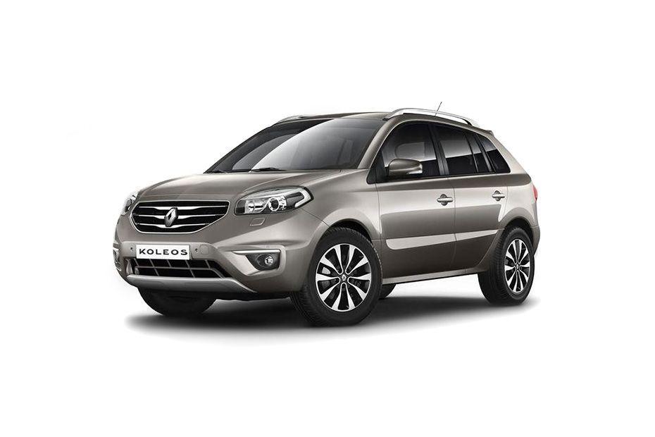 Renault Koleos 2011 2013 Specifications Features Configurations