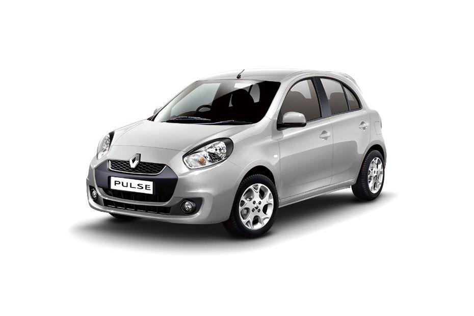 Renault Pulse 2012-2014 Front Left Side Image
