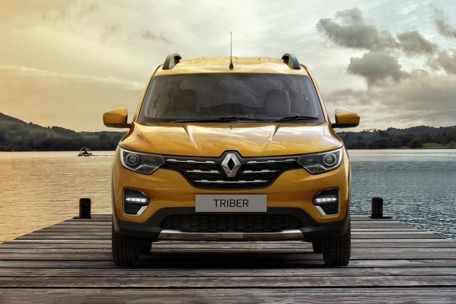 Renault Triber Front View
