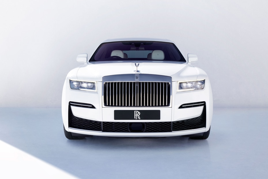 Rolls-Royce Ghost Front View