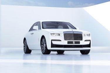 Rolls-Royce Ghost Front Left Side
