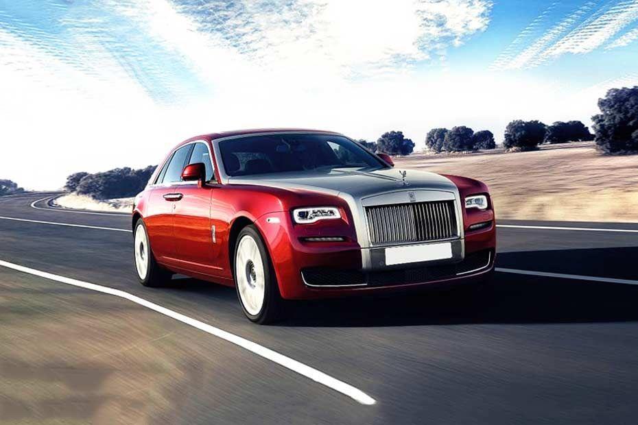 Rolls-Royce Ghost Front Left Side Image