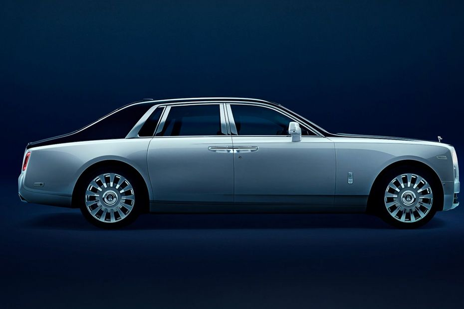 Rolls Royce Phantom Side View (Left)  Image