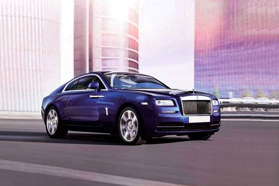 Rolls-Royce Wraith Front Left Side Image