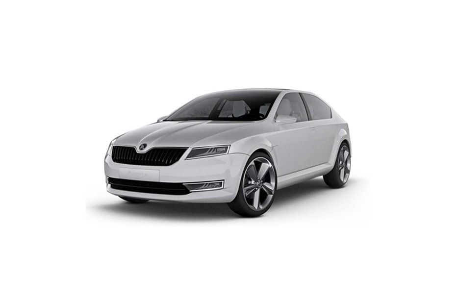 Skoda New Laura Front Left Side Image