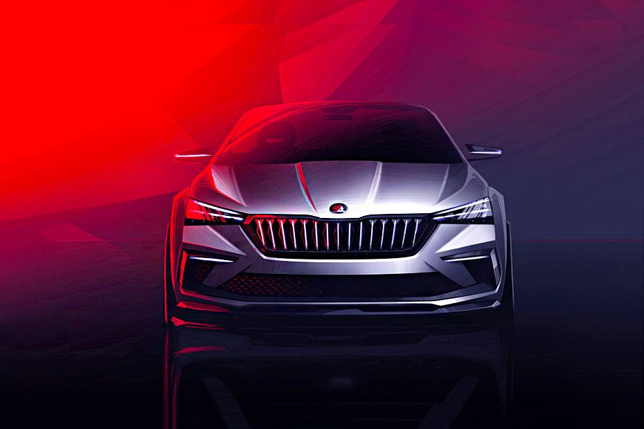 Skoda Octavia 2020 Front Left Side Image