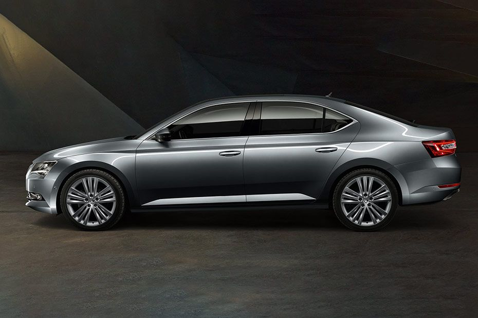Skoda Superb Dimensions