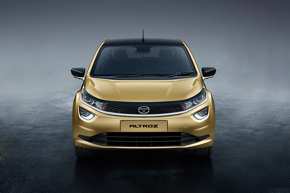 Tata Altroz Front View