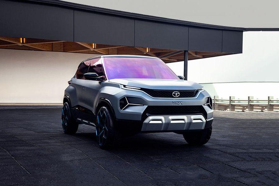 Tata H2X Front Left Side Image