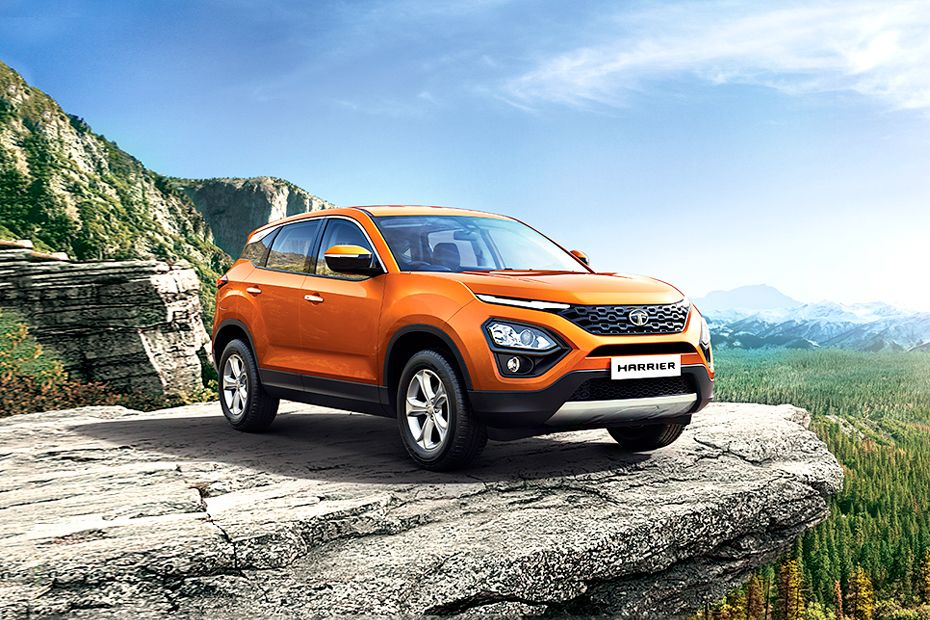 Tata Harrier's Waiting Period Stretches To 4 Months In May 2019