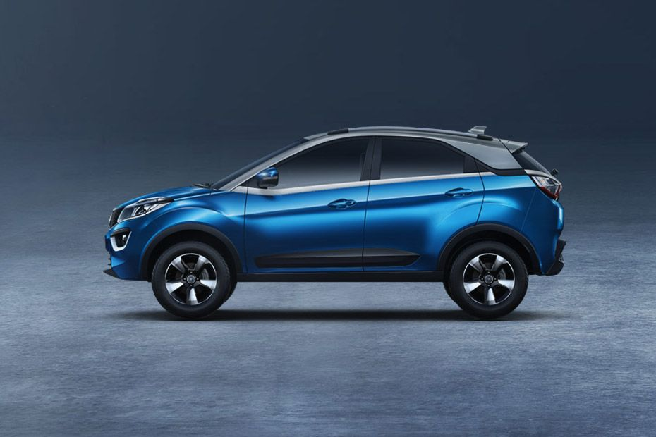 Tata Nexon Side View (Left)  Image