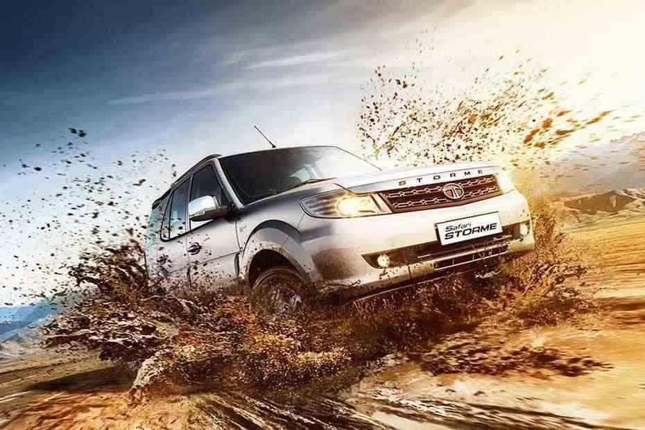 Tata Safari Storme Bold Profile