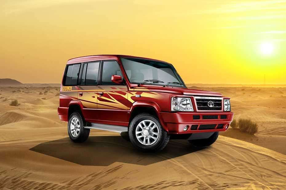 Tata Sumo Front Left Side Image