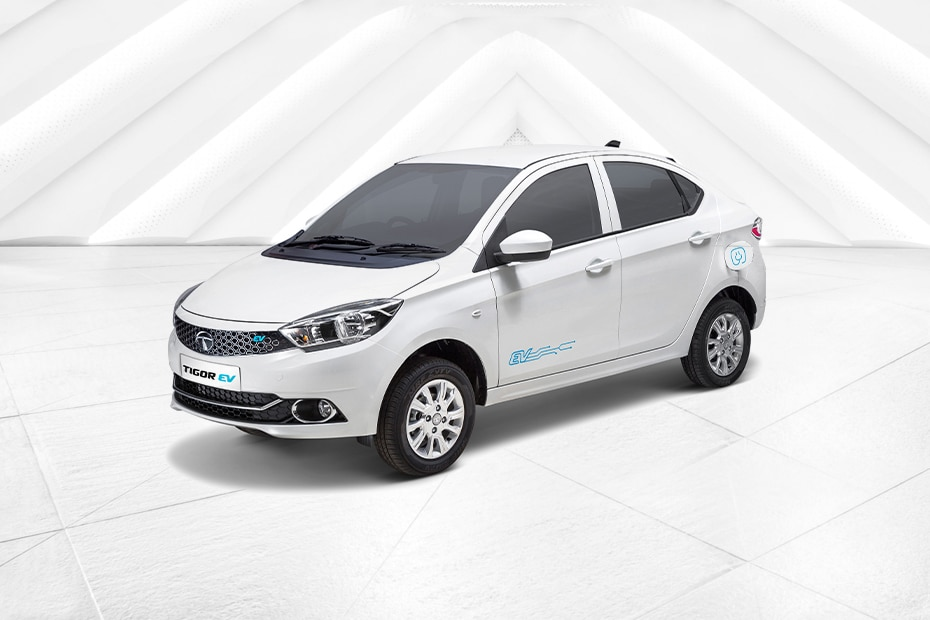 Tata Tigor EV Front Left Side