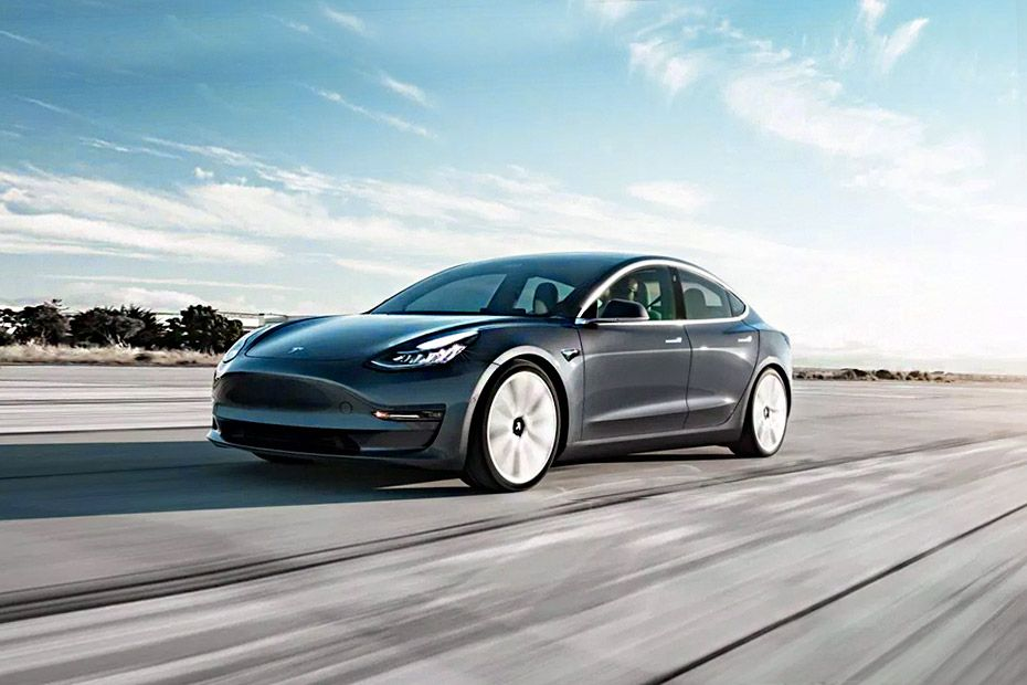 Tesla Model 3 Price in India, Launch Date, Images & Specs, Colours
