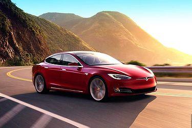 Tesla Model S Interior >> Tesla Model S Images Model S Interior Exterior Photos