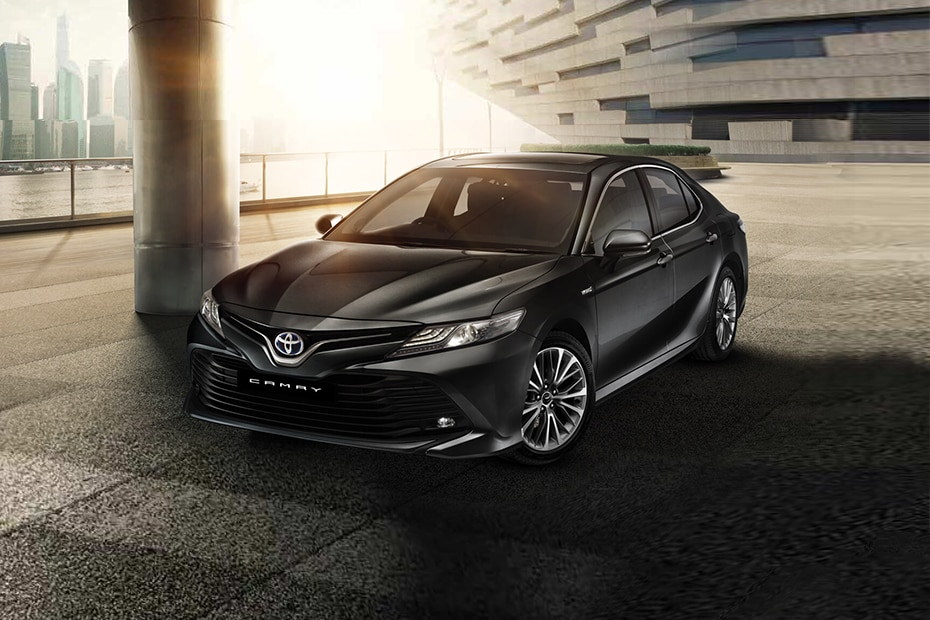 Toyota Camry Front Left Side
