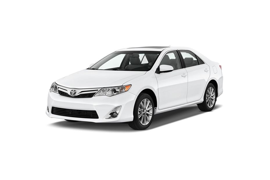 Toyota Camry 2012-2015 Front Left Side Image