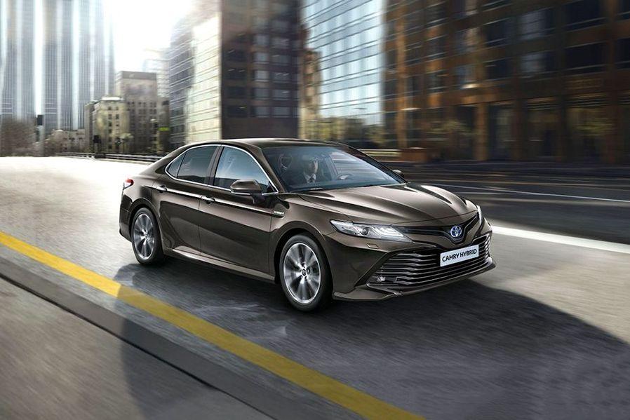 Toyota Camry 4th Gen Hybrid Electric Engine
