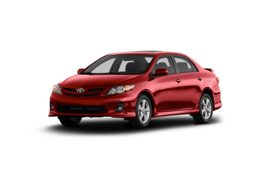 Toyota Corolla Altis 2008-2013 Front Left Side Image