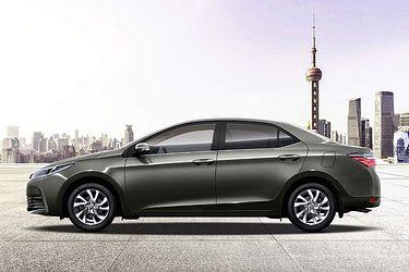 Toyota Corolla Altis Dimensions
