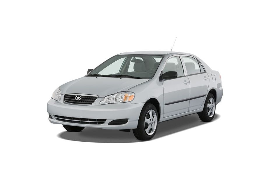 Toyota Corolla Front Left Side Image