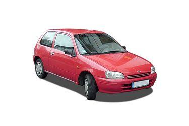 Toyota Starlet Front Left Side Image