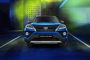 Toyota Urban cruiser Front View