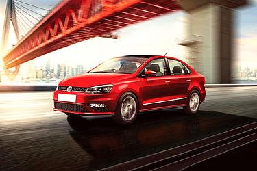 Volkswagen Vento Front Left Side