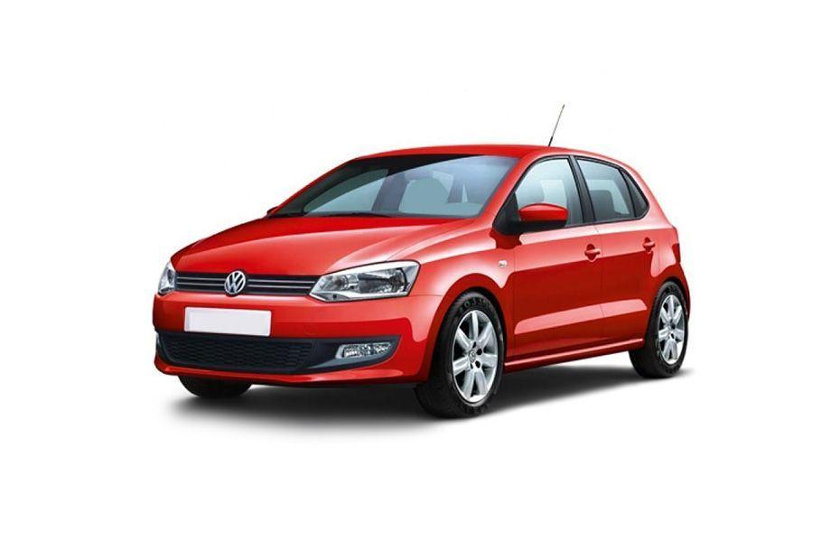 Volkswagen Polo 2009-2013 Front Left Side Image