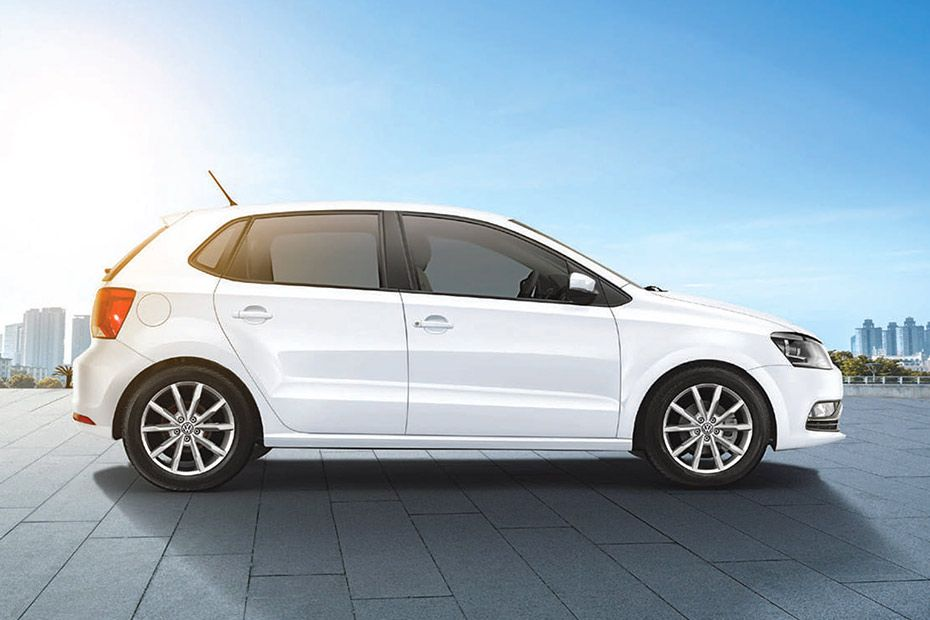 Volkswagen Polo Compact Dimensions