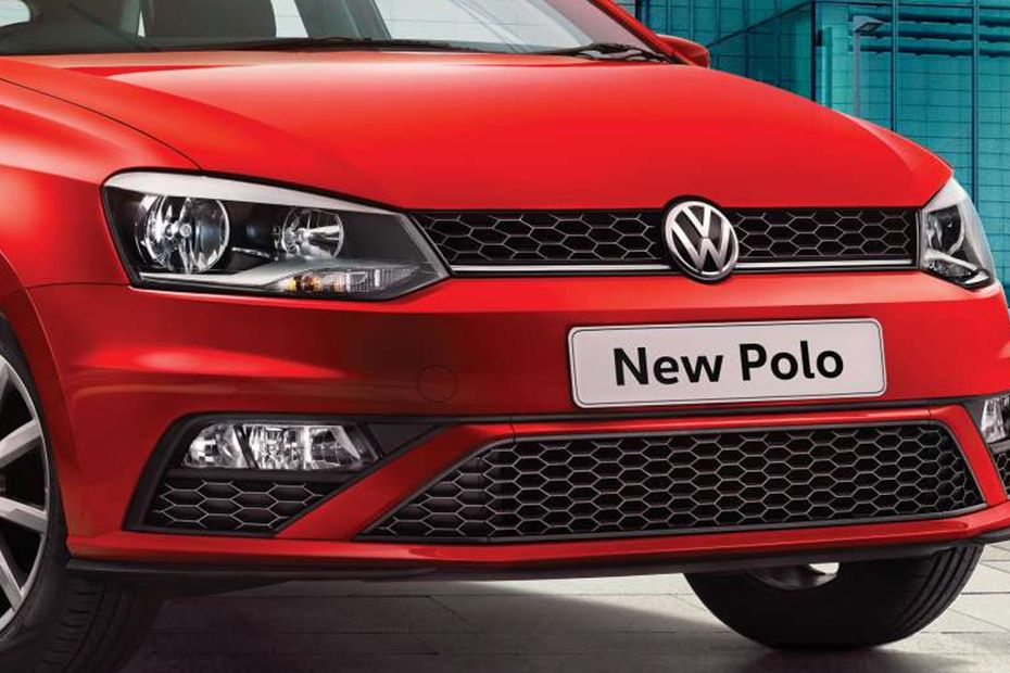 Volkswagen Polo Grille Image